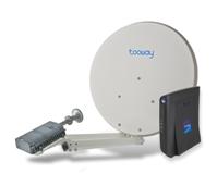 Комплект для приема спутникового интернета