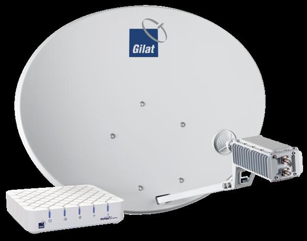 оборудование для спутникового интернета газпром